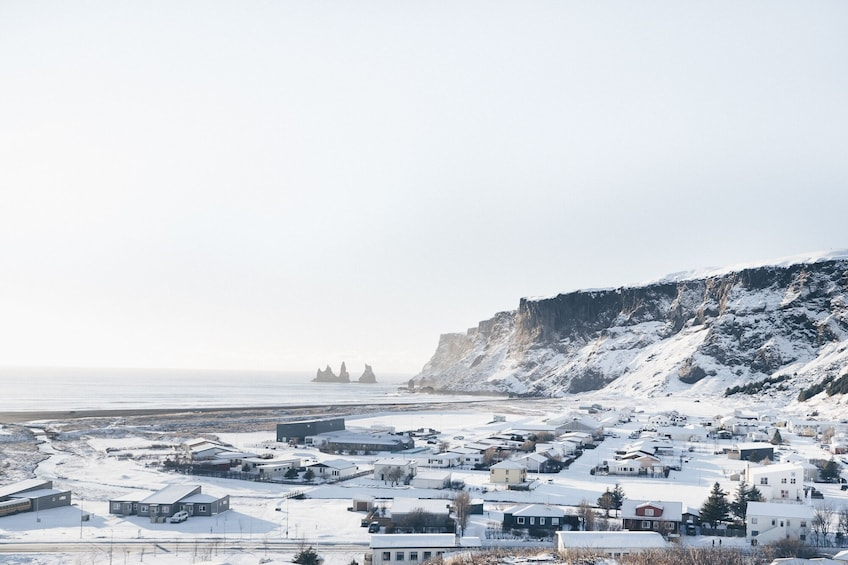 Southern Iceland Full Day Tour, Black Sand Beaches & More