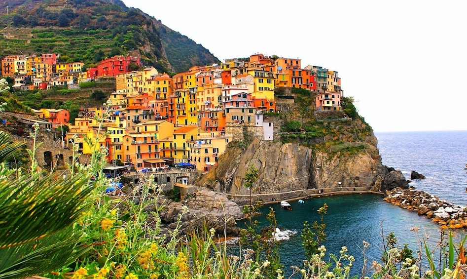 Show item 2 of 8. Authentic Cinque Terre Guided Tour with Wine Tasting