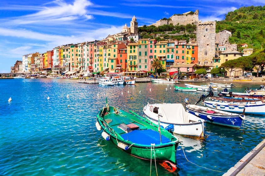 Show item 3 of 8. Authentic Cinque Terre Guided Tour with Wine Tasting