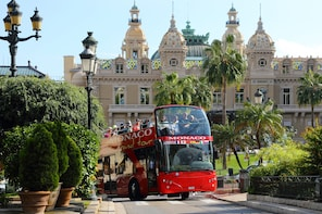 Monaco Hop-On Hop-Off Bus Tour