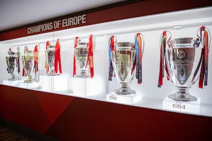 Liverpool Football Club Stadium Tour & Museum