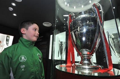 Liverpool Football Club stadium tour