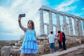 Cape Sounio & temple of Poseidon Private Day Trip