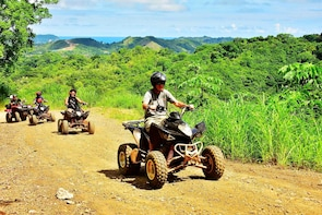 Jaco Beach & Los Suenos 3-hour ATV with Waterfalls