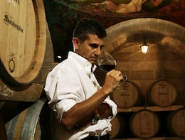 Exclusive Wine Tasting in a Historical Cellar in Avellino