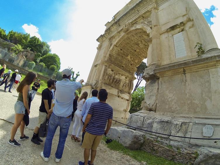 正在顯示第 5 張相片,共 10 張。 Skip-the-line Ancient Rome Tour: Colosseum Underground, Arena & Forum