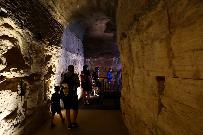 正在顯示第 3 張相片,共 10 張。 Ancient Rome Tour: Colosseum Underground & Roman Forum