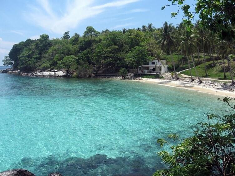 Show item 4 of 4. Phuket Discover Scuba Diving to Beautiful Racha Yai Island