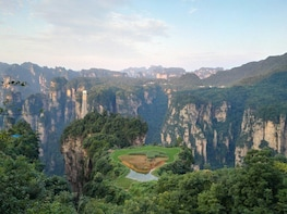 Private 5-Day Zhangjiajie Package Tour