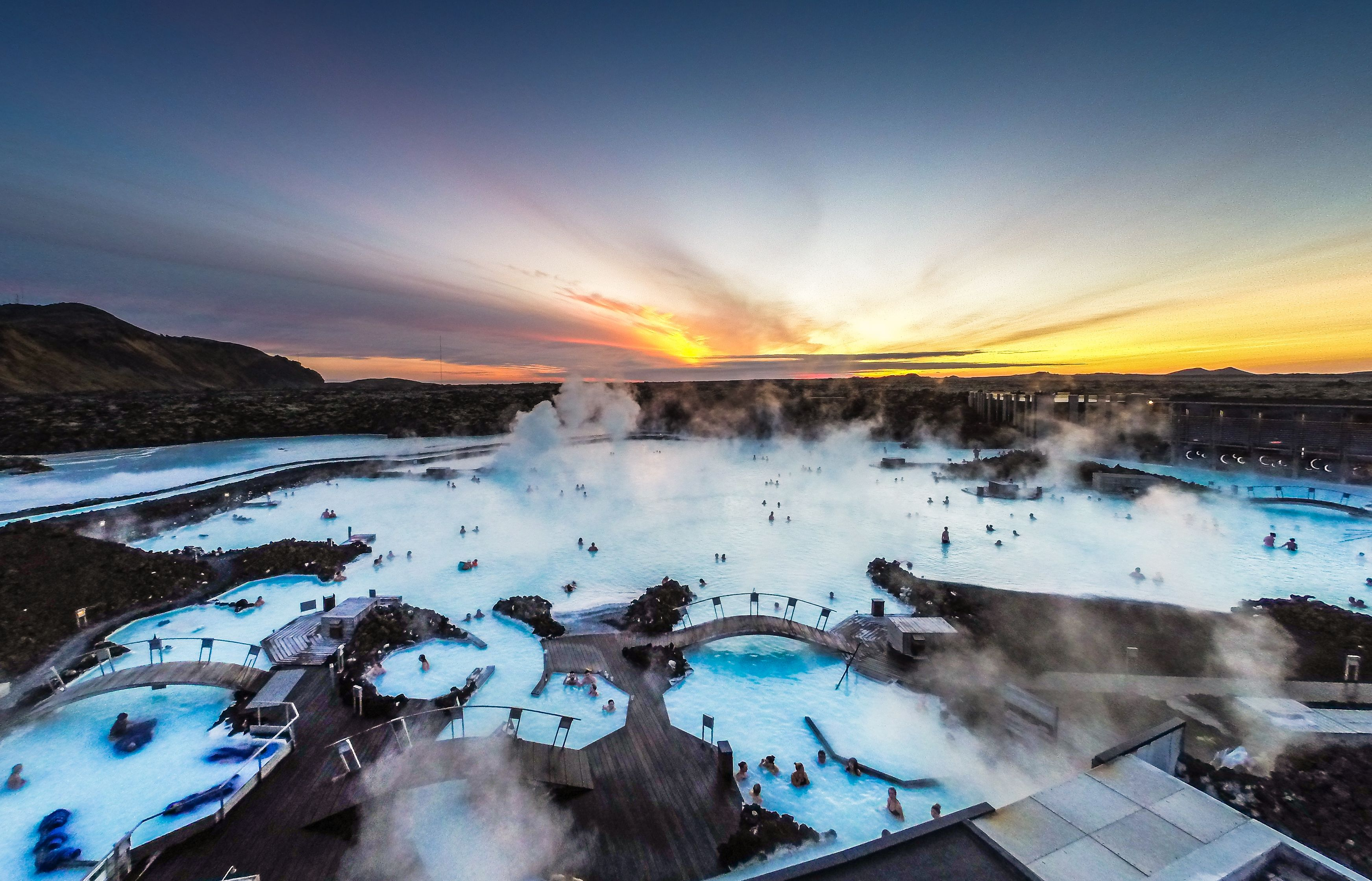Premium Golden Circle Tour & Blue Lagoon Transfers