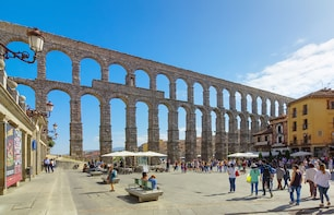 Segovia Full Day Trip from Madrid with Alcazar & Cathedral