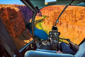 Grand Canyon West Coach Tour Plus Helicopter & Boat Ride