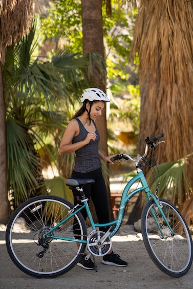 Show item 8 of 8. Palm Springs Indian Canyons Bike and Hike