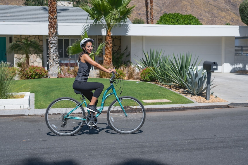 Show item 3 of 8. Palm Springs Indian Canyons Bike and Hike