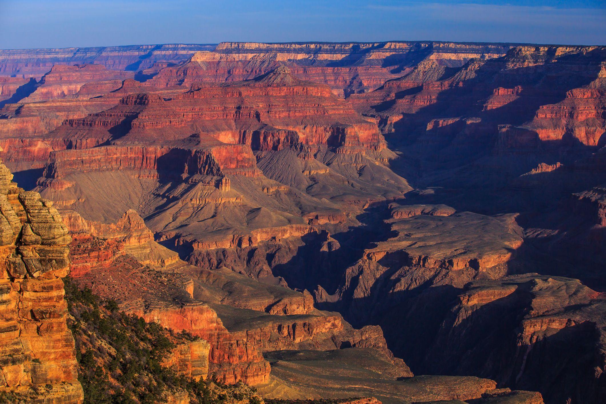 Grand Canyon South Rim Tour Bus With Walking Tour Guide