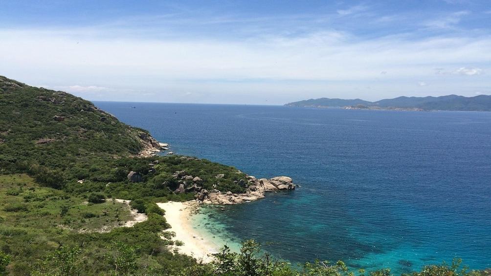 Coast of Nha Trang