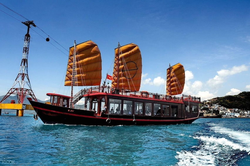 Show item 3 of 10. Nha Trang Discovery with Emperor Cruises