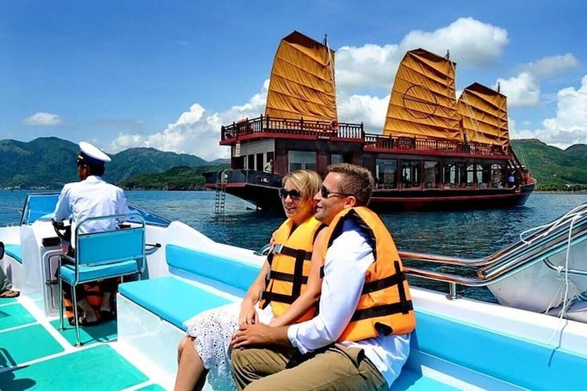 Show item 4 of 10. Nha Trang Discovery with Emperor Cruises
