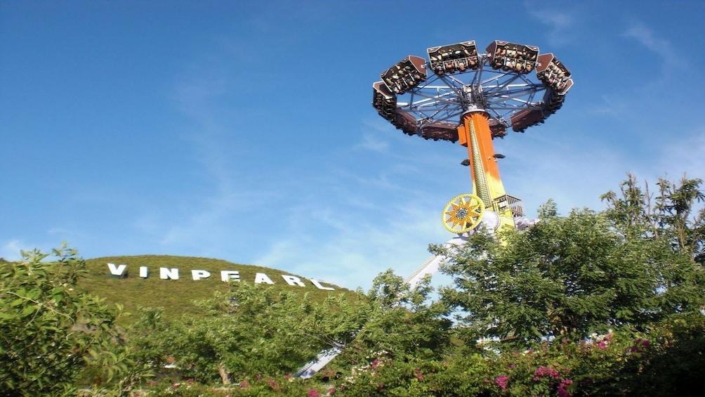 Show item 1 of 10. Ride at Vinpearl Land Amusement Park in Nha Trang, Vietname