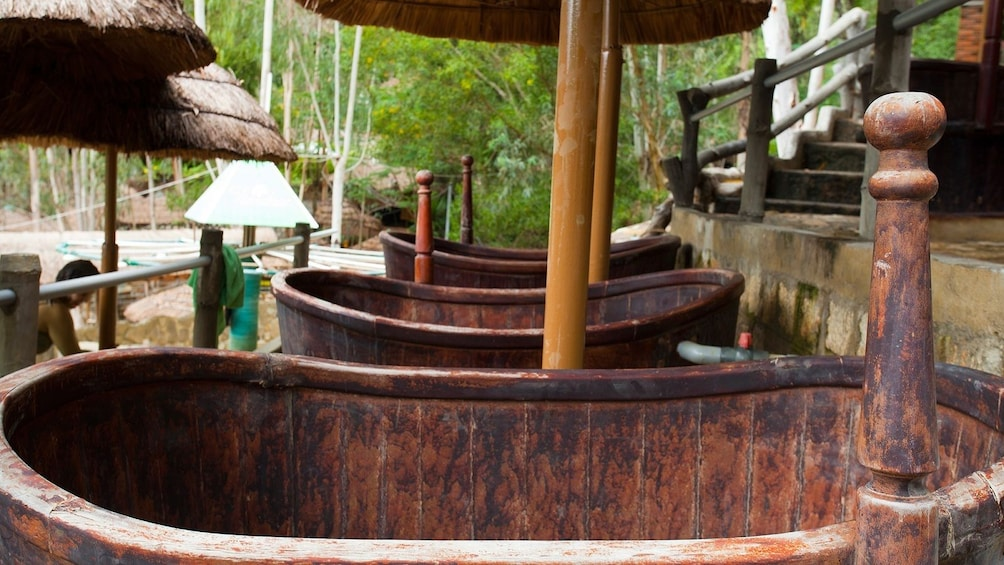 Show item 4 of 10. Special mud bath in Nha Trang