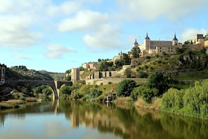 From Madrid: Toledo Day Tour