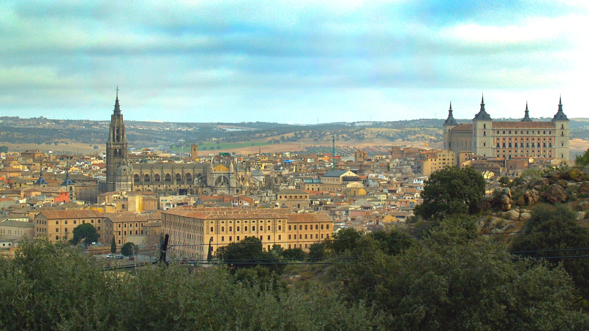 From Madrid: Full Toledo with Cathedral and 7 Monuments