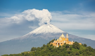 Puebla and Cholula Full Day from Mexico City