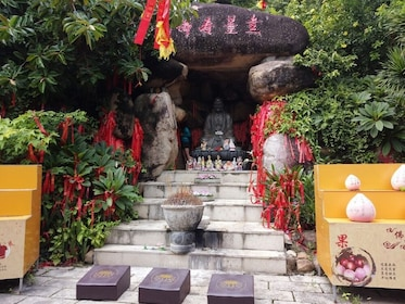 Half Day Private Tour of Nanshan Buddhism Culture Park