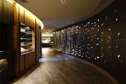 Plaza Premium First at Hong Kong International Airport (HKG)