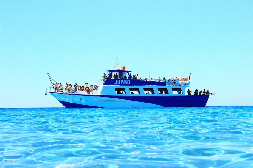 Show item 5 of 8. Day At Sea: The Turquoise Route