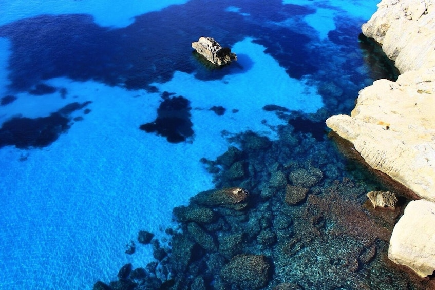 Show item 3 of 8. Coast of Menorca