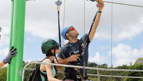 The Monster - The Biggest Zipline Of The Americas