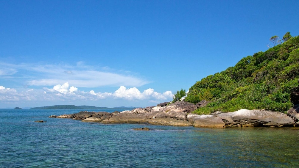 Ganh Dau Cape on Phu Quoc Island, Vietnam