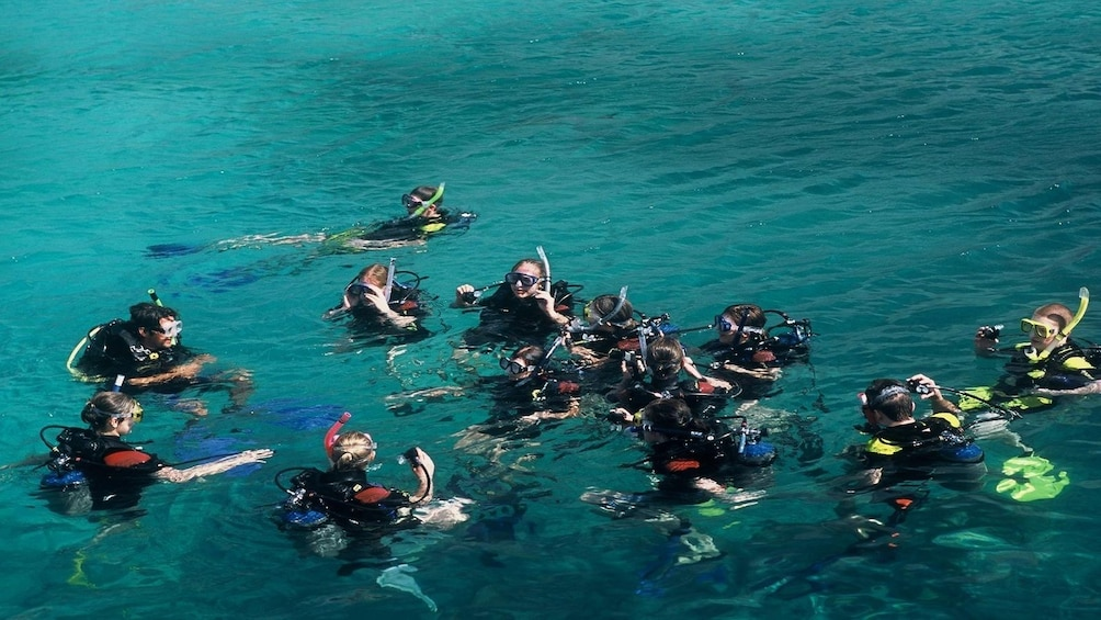 Show item 1 of 10. Group snorkeling tour in Phu Quoc