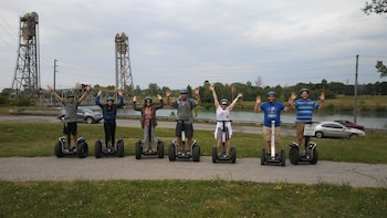1h Segway Tour along the Welland Canal