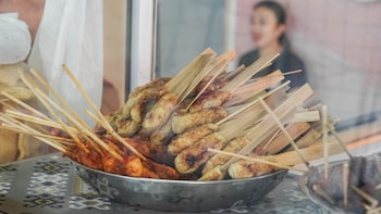 Bali Street Food Safari