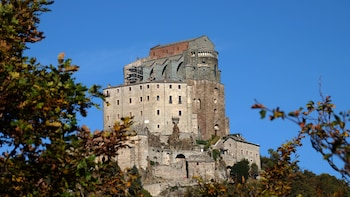 From Turin: Half-Day Medieval Sacra di San Michele Tour