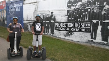 2h Segway Tour along the Welland Canal