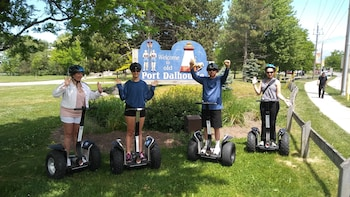 1h30 Segway Tour in Port Dalhousie