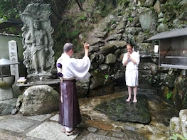 Unseen Waterfall Meditation in Kyoto