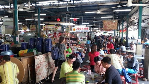 Market in George Town