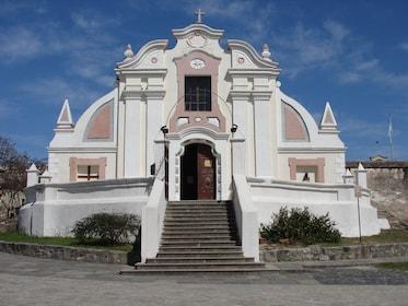 Jesuit church of the 17th century in Alta Gracia