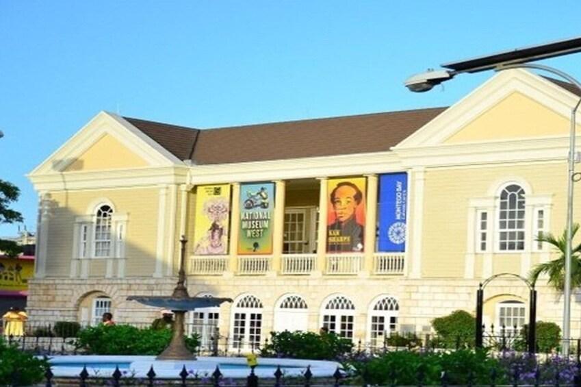 Show item 1 of 4. Montego Bay Cultural Centre