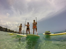 Sosua Stand Up Paddle Boarding