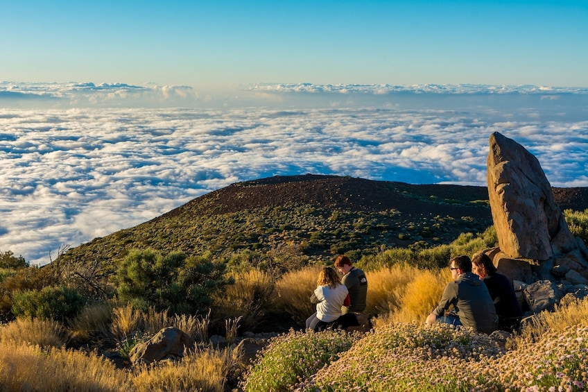 Show item 3 of 10. Teide by Night - Romantic Sunset & Stargazing Experience