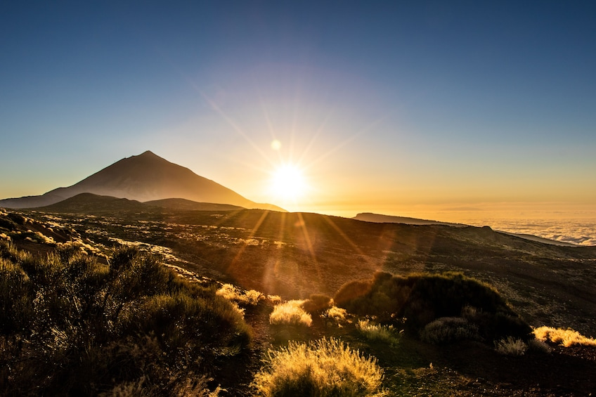 Show item 5 of 10. Teide by Night - Romantic Sunset & Stargazing Experience