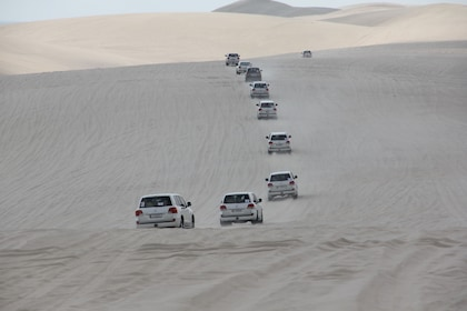 Desert Safari Tour in Doha