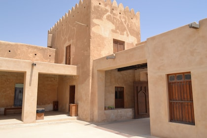 Side of a building in Al Khor