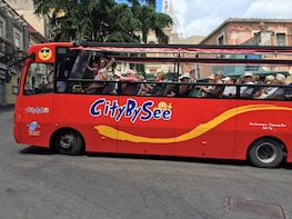 CityBySee Taormina Hop On Hop Off Bus 2 Days Ticket