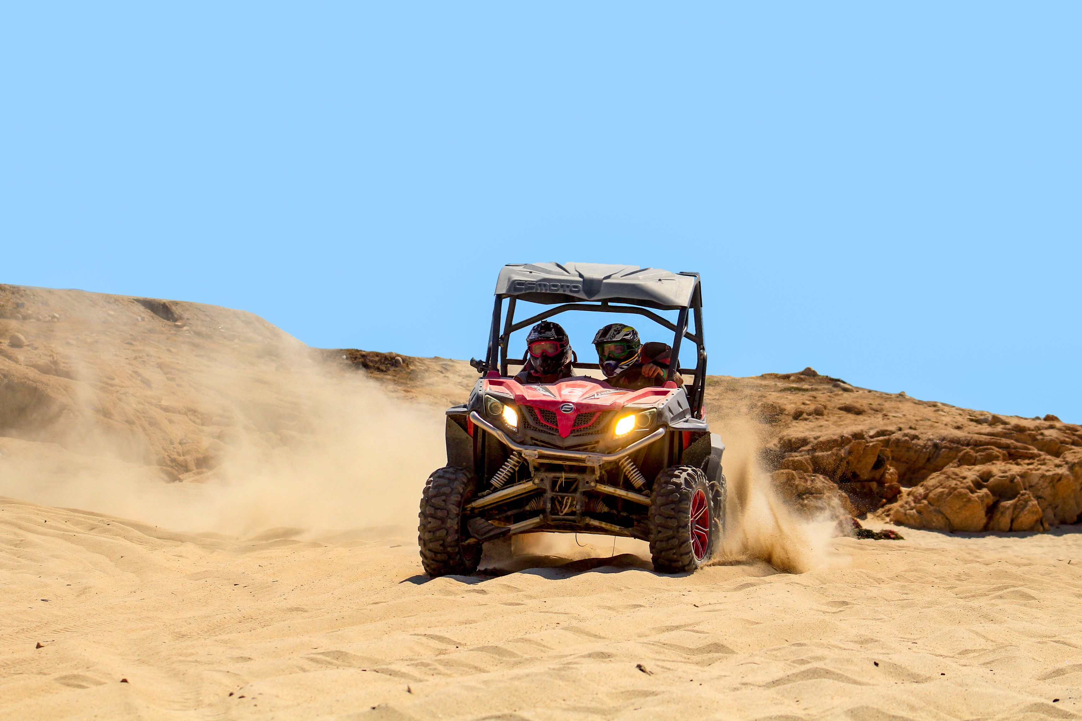 Ultimate UTVs Adventure of Baja